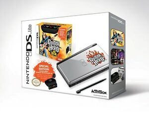 Nintendo-DS-Lite-Guitar-Hero-On-Tour-Bundle-PAL-AUS-BRAND-NEW