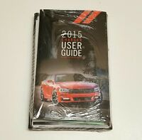 2015 Dodge Charger Navigation Owners Manua Guide Srt Hellcat 392 Rt 6.4 6.2l 5.7