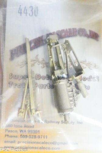 Brass Kit Precision Scale O #4430 Power Reverse Working Ragonett