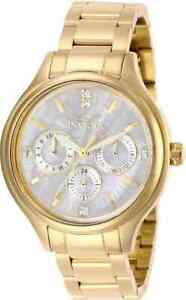 Invicta-Angel-Quartz-Crystal-White-Mother-of-Pearl-Dial-Ladies-Watch-28654
