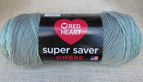 Red Heart Hombre Yarn 10 Oz Freshmint