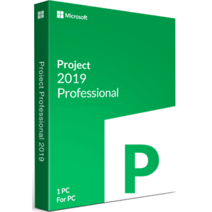 Acheter Pas Cher Office Project Professional 2019 - Product Key - Esd Via Email [english]