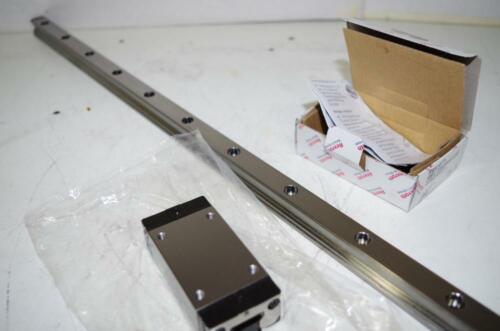 """12/"""" TO  98/""""  LONG REXROTH LINEAR RAILS  SIZE 20  CUT TO LENGTH"""