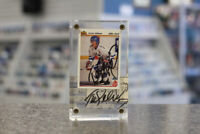 Teemu Selanne Signed Card +  Jets Ticket Winnipeg Manitoba Preview