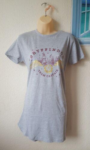 Ladies Primark Harry Potter Gryffindor Nightdress Nightwear Long Tshirt BNWT