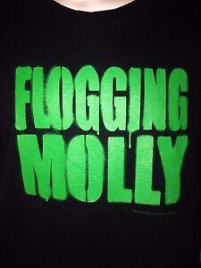 VINTAGE-FLOGGING-MOLLY-2004-3XL-T-SHIRT-ROCK-OUT-OF-PRINT-PUNK-VTG