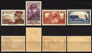 971-Francia-Pro-opere-di-guerra-1940-Nuovi-MNH