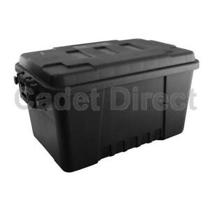 Amazing Image Is Loading Plano Small Military Storage Trunk Black