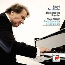 Rudolf Buchbinder - Mozart: Piano Concertos K466 / K467 [New CD] Germany - Impor