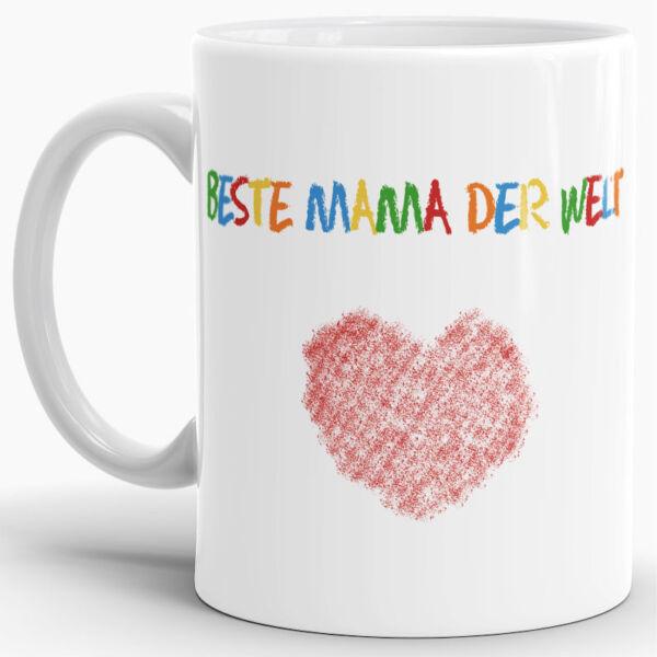 Mama Tasse Beste Mama Der Welt Mutter Mutti Geschenk Familie