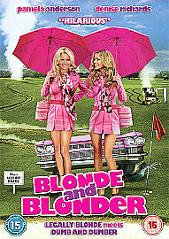 1 of 1 - Blonde And Blonder (DVD) (NEW AND SEALED) (REGION 2) (FREE POST)