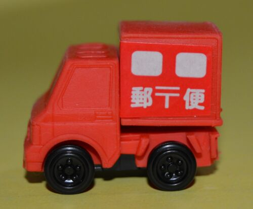 Miniature Japanese Mail Truck