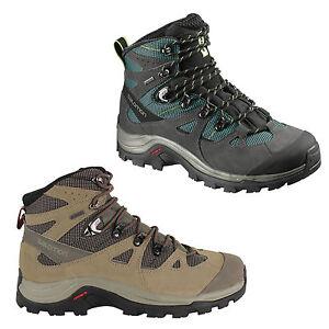 Salomon-Discovery-GTX-Damen-botas-Zapatos-De-Senderismo-Botas-outdoorboots