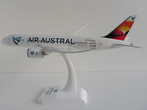 Air Austral Volcan Boeing 787-8 Dreamliner 1/200 Ailes Limox Aa02 787 B788