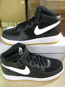 Nike Air Force 1 medio 07 Scarpe da Ginnastica alla caviglia Uomo 315123 035