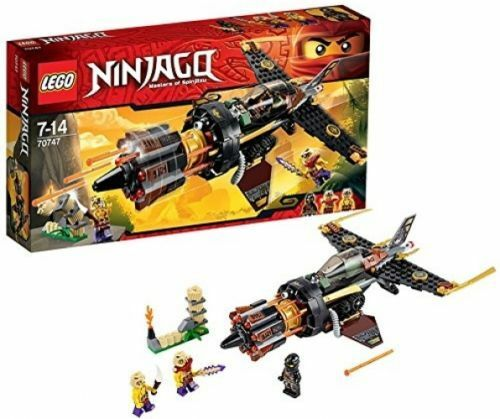 LEGO Ninjago 70747 Boulder Blaster - LEGO Ninjago 70747