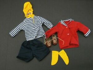 Magic Attic Doll Allison Hiking Outfit Shorts Shirt Jacket