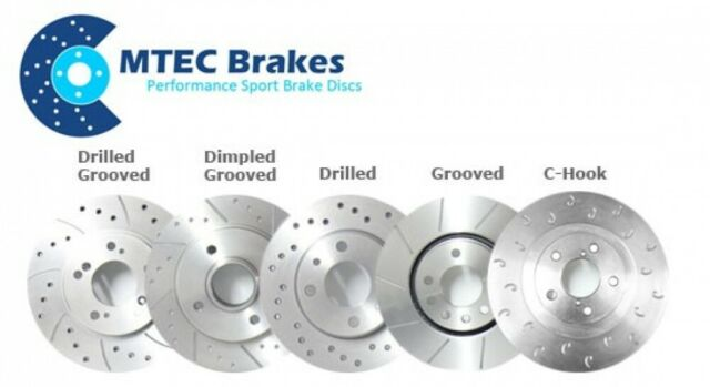 E36 Coupe 318iS 320i 325i Sport Front Rear Brake Discs And Mintex Pads