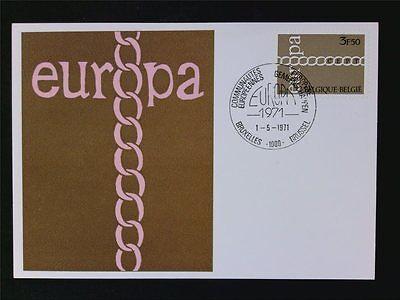 Sammlung Hier Belgien Mk 1971 Europa Cept Maximumkarte Carte Maximum Card Mc Cm C6657 In Verschiedenen AusfüHrungen Und Spezifikationen FüR Ihre Auswahl ErhäLtlich Belgien Briefmarken
