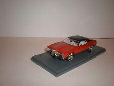 1/43 American Excellence 1971 Mercury cougar  / lim. 500