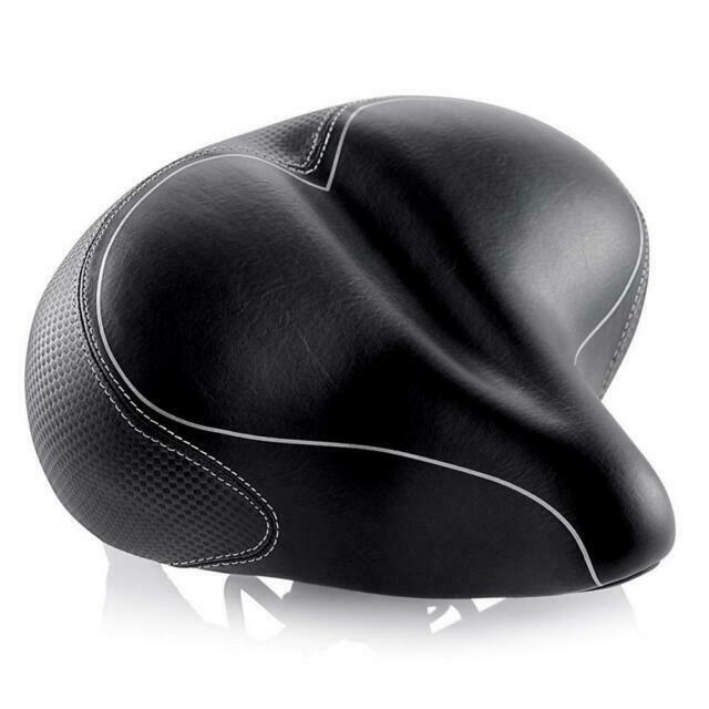 Seat Shock Comfy Bicycle Saddle Bicycle Seat Wide Extra Bike Seat Replacement