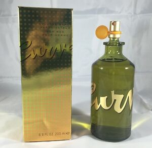 Curve-By-Liz-Claiborne-6-7-Oz-6-8-Oz-200-ML-Cologne-Spray-New-In-Box-For-Men