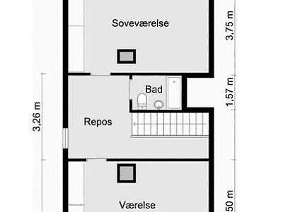 8220 vær. 2 lejlighed, m2 45, Hovedgaden
