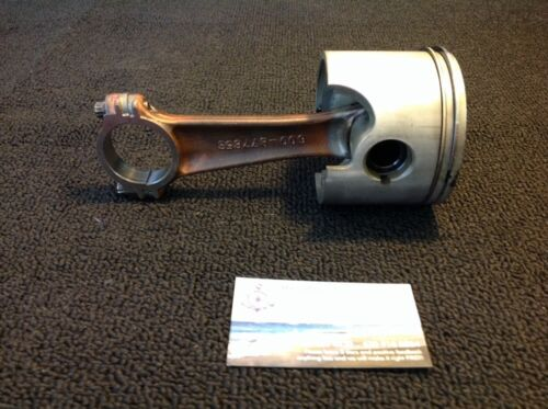 SMA2948 Mercury Optimax 135HP Piston /& connecting rod 859562T4 877853A2 outboard