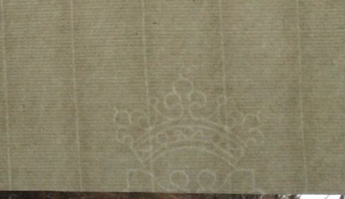 price per single sheet 100+ sheets available Blank Restoration Paper c 1790
