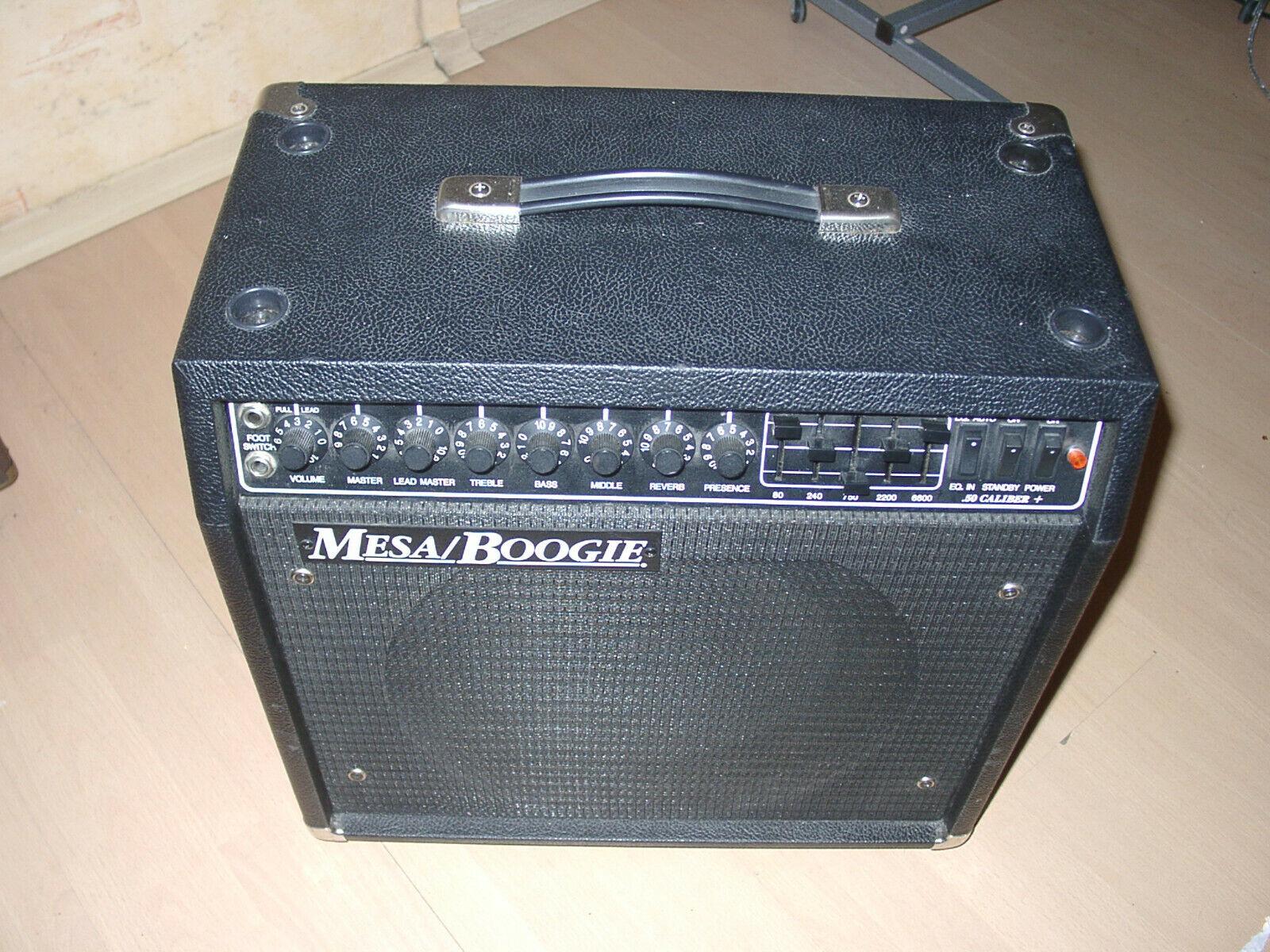 Mesa Boogie Caliber 50+ -  Combo mit einem 12  Music Man Lautsprecher