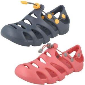 9b51268cf49d Image is loading Hi-Tec-Childrens-Boys-Girls-Beach-Shoes-Hydro-