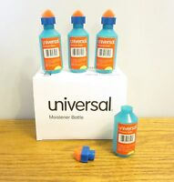 24 Universal Envelope Moistener Letter Sealer Bottles With Sponge Tip Licker