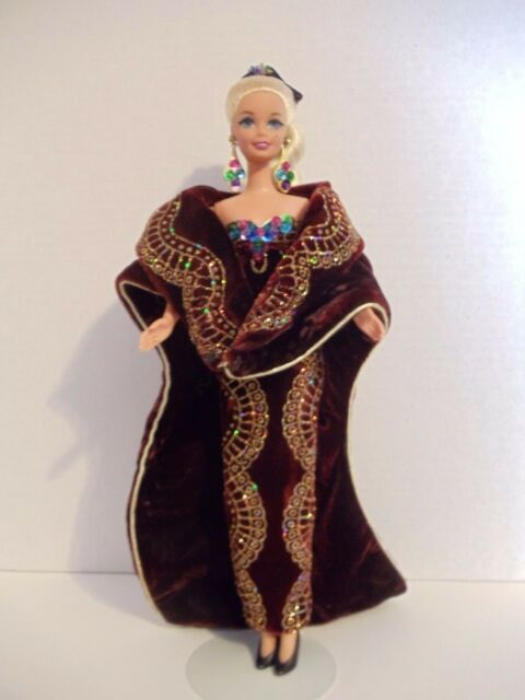 Midnight Gala Barbie Doll 1995 Classique Collection Abbe Littleton - Designer