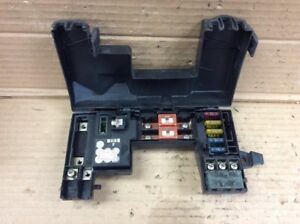90 91 1990 1991 civic wagon main fuse box assy engine compartment rh ebay ie 1991 honda civic fuse box location 1991 civic fuse box