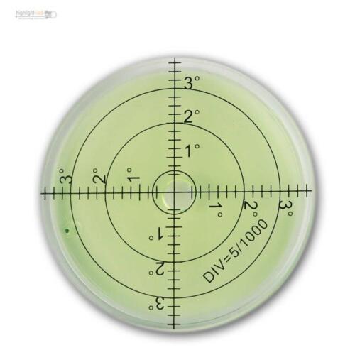 Doses libellule haute précision balance Ø 66 mm Libellule Cycle Eau Balance doses Libele