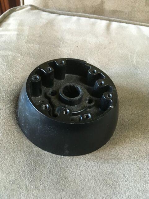 1969-70 Wood Comfort Grip Wheel Hub