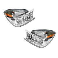 04-05 Buick Rendezvous Headlights Headlamps Pair Set Left & Right on Sale