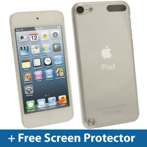 Clear-PC-Hard-Case-for-Apple-iPod-Touch-6th-5th-Generation-itouch-Skin-Gel-Cover