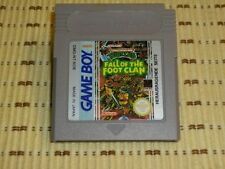Turtles Fall of the Foot Clan GameBoy u Color u Advance