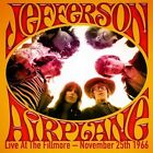 Jefferson Airplane Live at The Filmore- November 25th 1966 CD