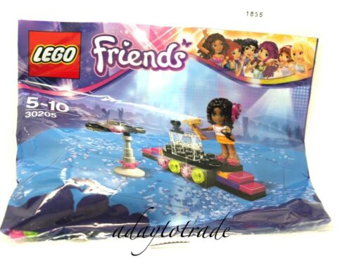 Andrea FRND132 RBB 30205 LEGO Polybag LEGO Friends Pop Star Red Carpet
