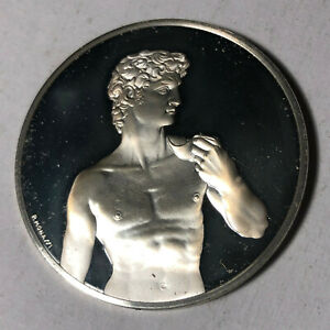 David-The-Genius-of-Michelangelo-1-26oz-Sterling-Silver-Medal