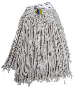 10 x 12oz Kentucky Mop Head Industrial Commercial Floor Cleaning Supplies