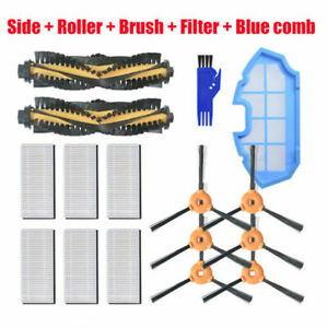 Replacement Filter Brush Accessory Kit for DEEBOT N79S /& N79 Cleaner Robotic USA