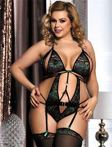 Womens plus size sexy leotards