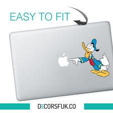 Donal Duck Macbook Stickers | Laptop stickers | Macbook Decals - Disney decals