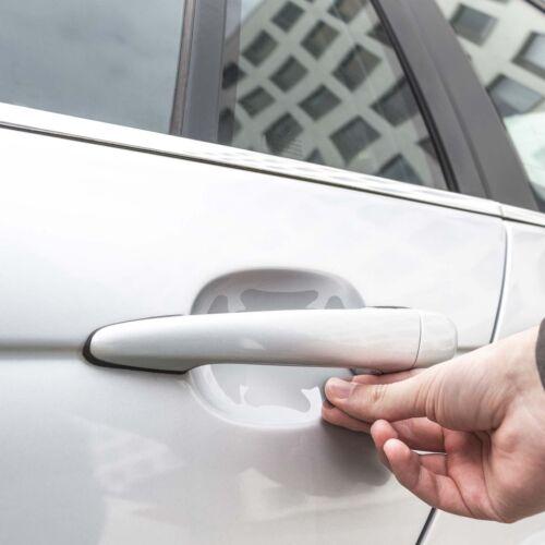 KFZ PKW Auto Türgriff Mulde Lackschutz Pads Klar Transparent Folie gegen Kratzer