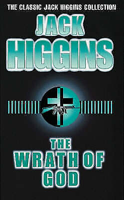Wrath of God (The classic Jack Higgins collection), Higgins, Jack, Very Good Boo