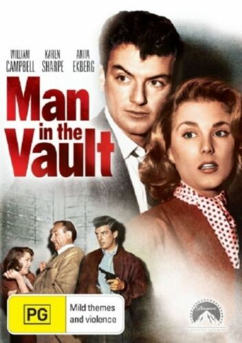1 of 1 - Man In The Vault (DVD, 2007) R4