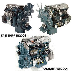 Detroit Diesel Series 60 >> Details About Detroit Diesel Series 60 Service Repair Shop Manual Ddec I Ii Iii 6se4839610 Cd